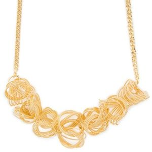 Jewelmint Tinsel Town Necklace - Gold